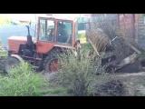 Самый смешной прикол на тракторе т 25 Угарное видео Н