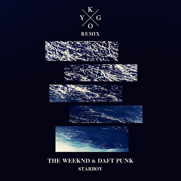 The Weeknd feat. Daft Punk - Starboy (Kygo Remix)