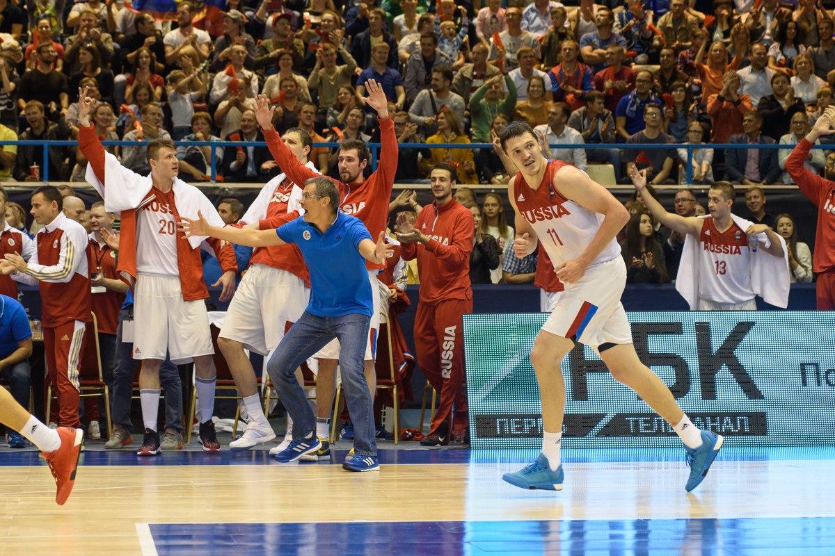 Швеция— Российская Федерация баскетбол 7сентября: смотреть онлайн, прямая трансляция