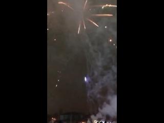 Новогодняя ночь в Аргуне💥