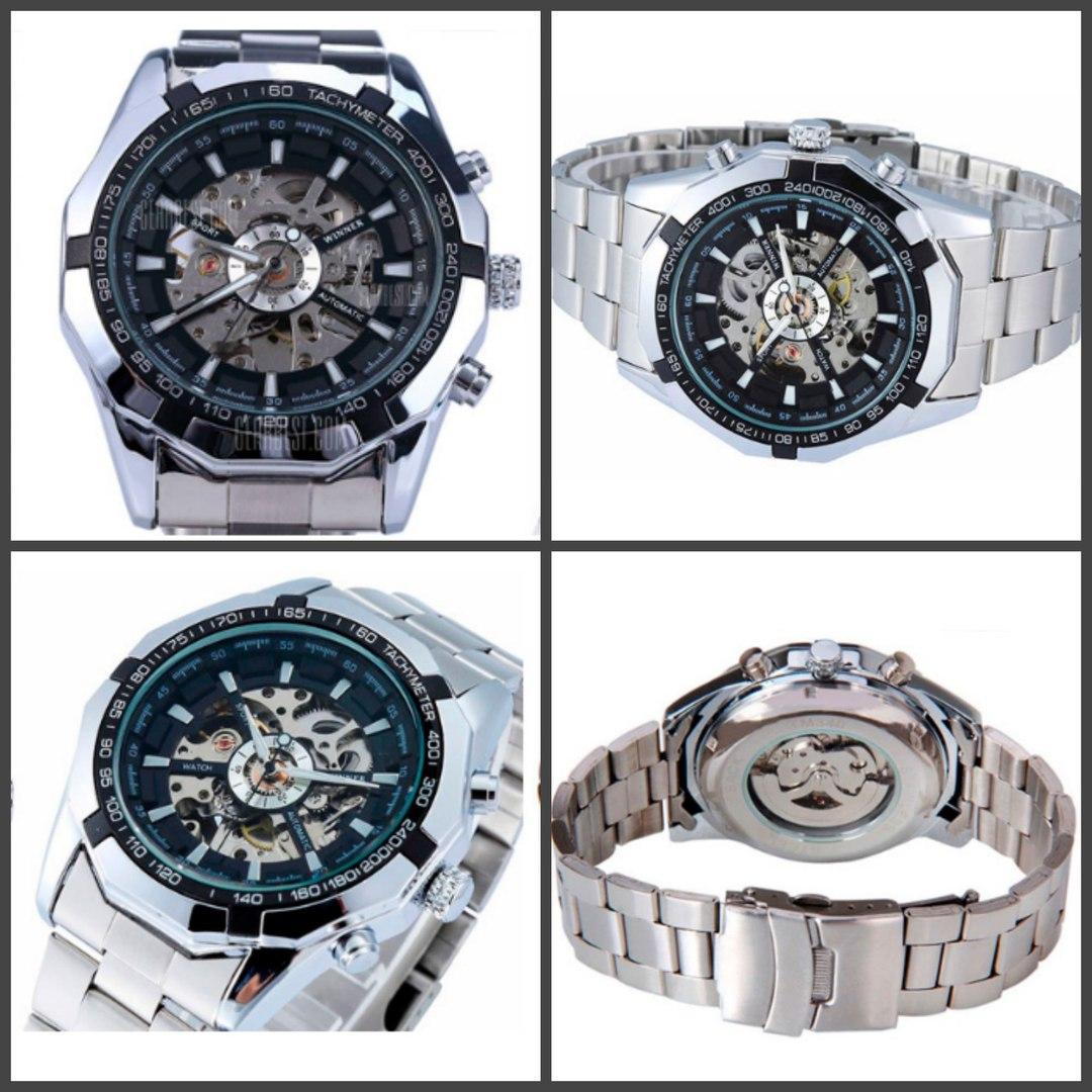 купить часы Скелетоны в Санкт-Петербурге недорого от 1990 руб