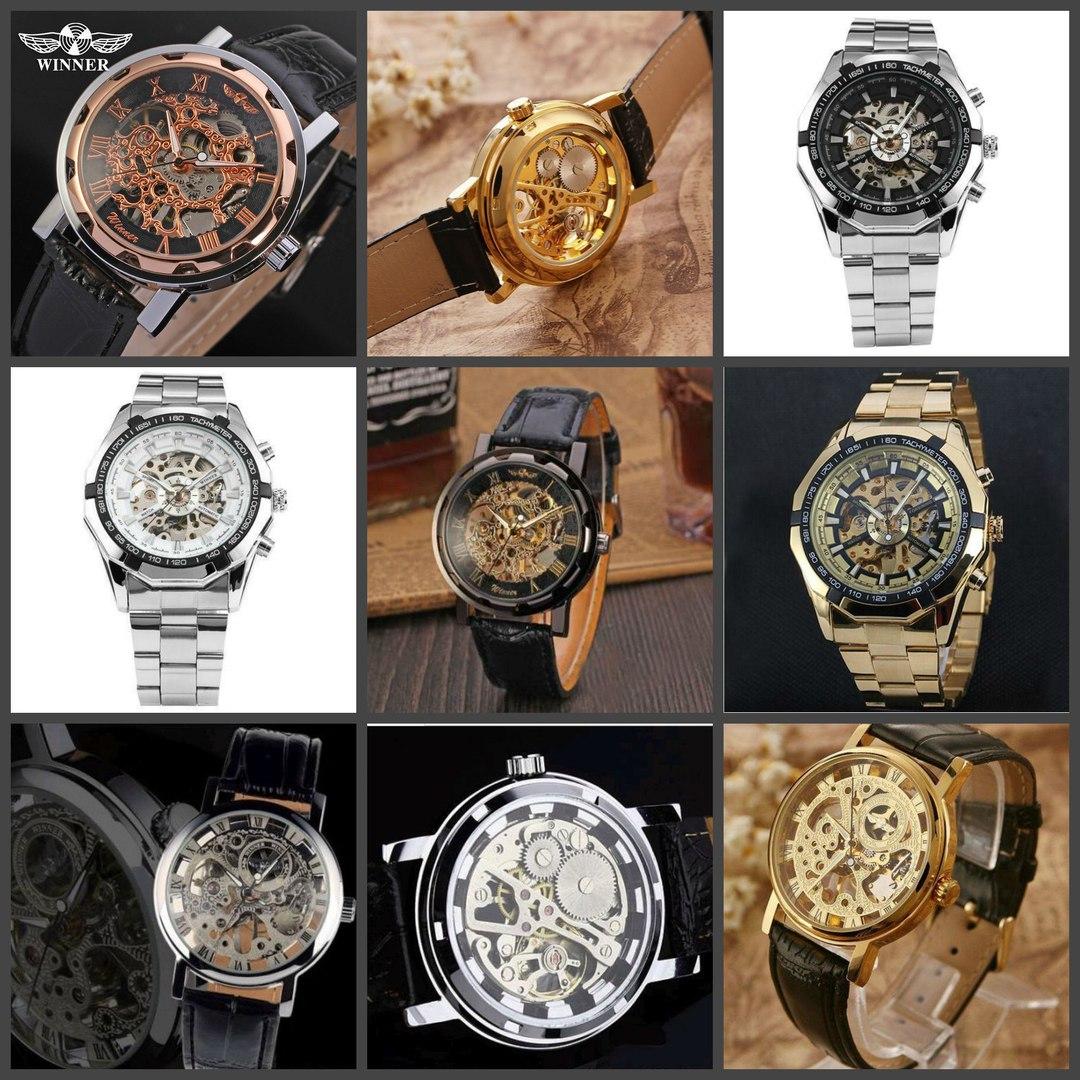 Популярные модели часов Skeleton купить в Санкт-Петербурге