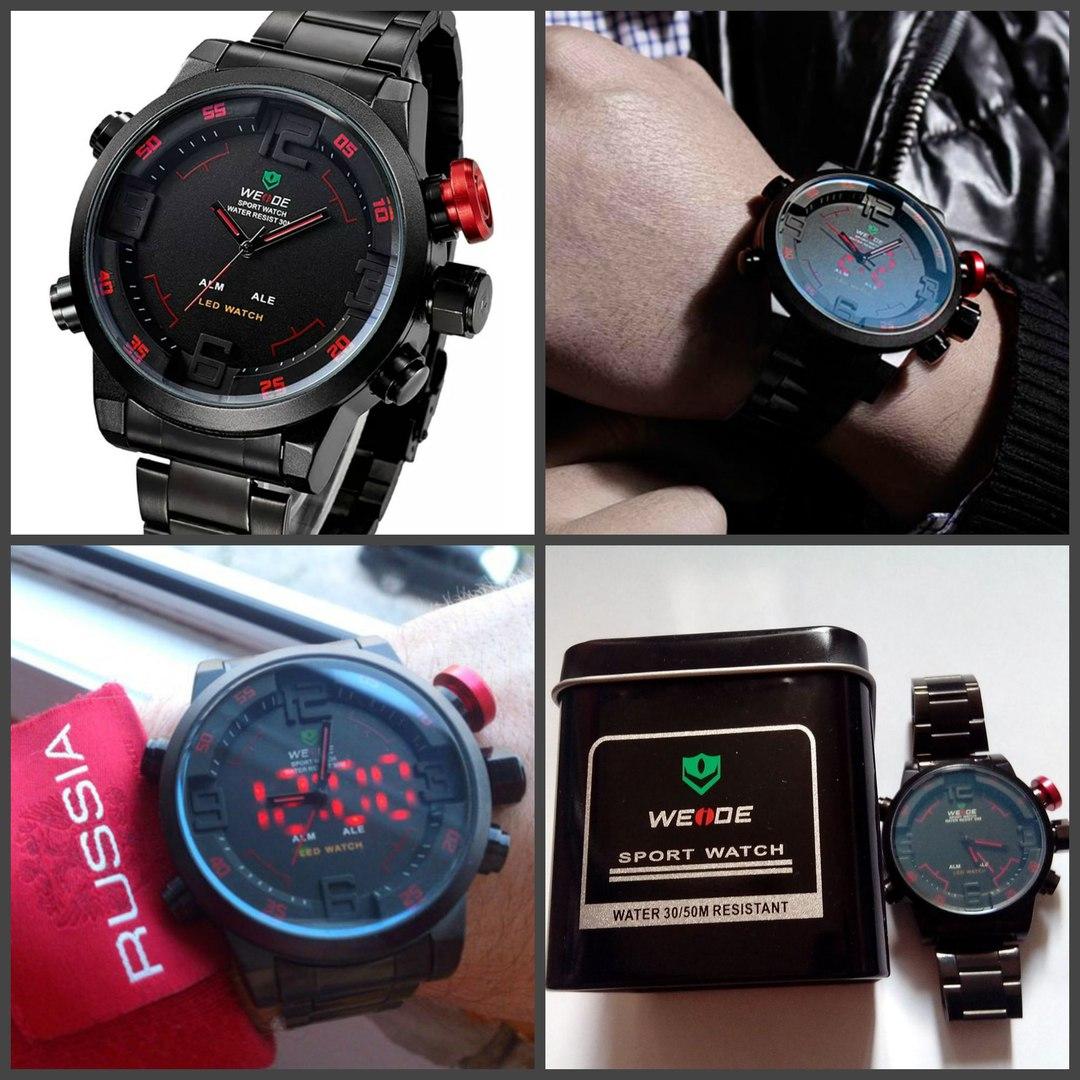 Купить часы Weide в Санкт-Петербурге