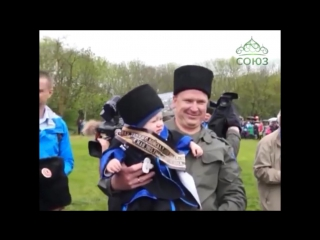 Садовская Елена  -Песня про Терских Казаков Разгуляй