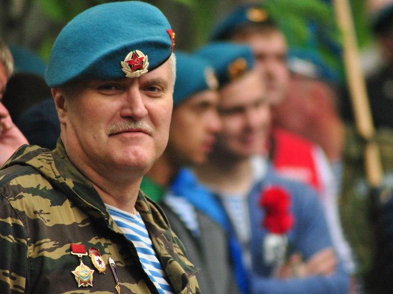 2 августа жители Таганрога и гости города отметят День образования ВДВ