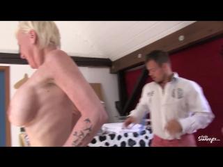 Групповой секс с пожилыми тетками
