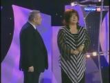 Евгений Петросян и Елена Степаненко -