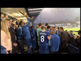Dinamo - Slaven Belupo 2-1, izvješće (HR kup, finale), 10.05.2016. HD
