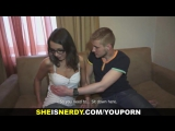 YouPorn - She Is Nerdy The magic sex tricks