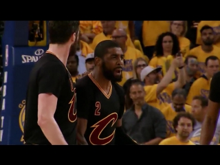 Game6: Cleveland Cavaliers-Golden State Warriors on Quicken Loans Arena 16.06.2016