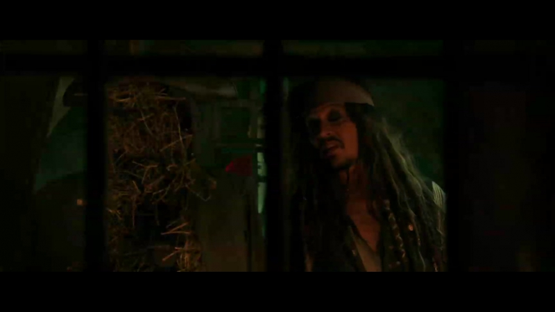 Pirates of the Caribbean: dead men tell no tales - official trailer 3