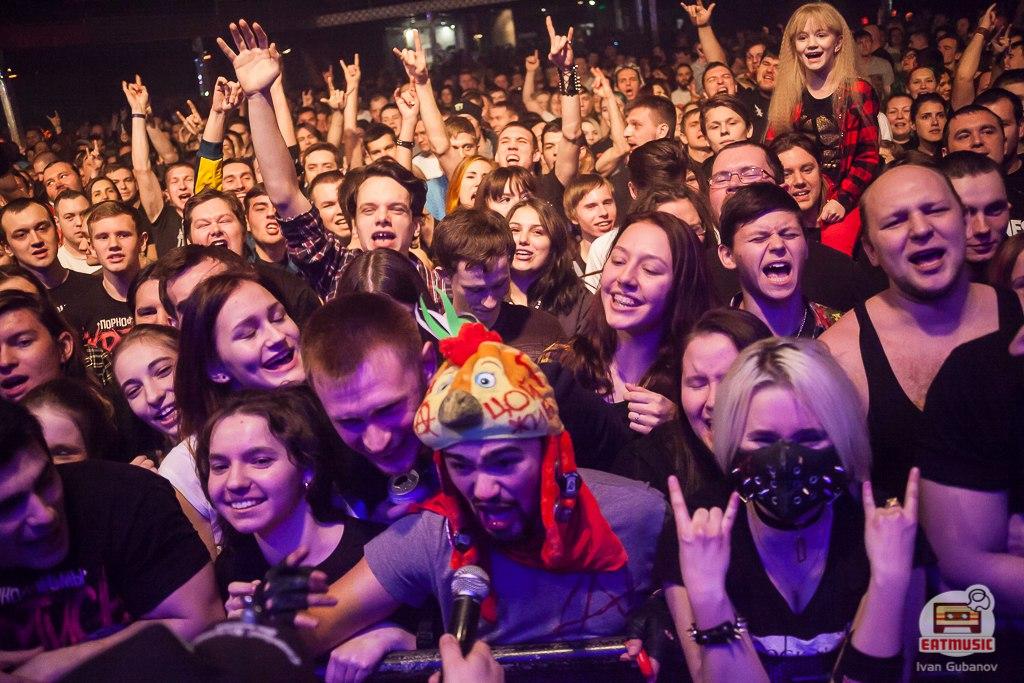 Фестиваль FROST FEST 2017 в Москве: репортаж, фото Иван Губанов