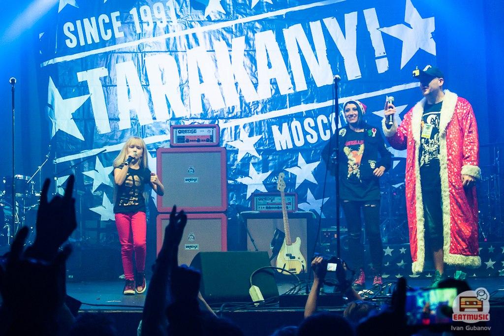 FROST FEST 2017 в Москве: Новый Год в стиле«рок» Иван Губанов