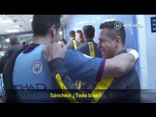 Санчес перед матчем с «Манчестер Сити» не знал, кто такой Гюндоган