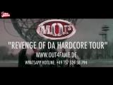 M.O.P. - 2017 - Revenge Of Da Hardcore Tour 2017