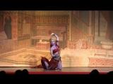 Jaydee Amrita @ Tribal Fest 13 _ Kali Dance