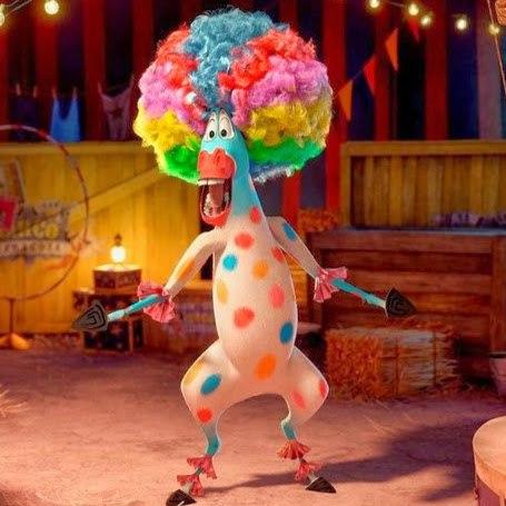 Отпускайте идиотов и клоунов из своей жизни. Цирк должен гастролирова