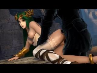 Кабель трахает зеленоволосую девушку фото 705-77