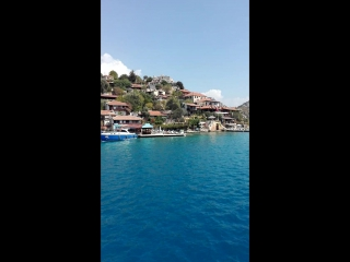 Город Симена#GinzaTravel#Турция