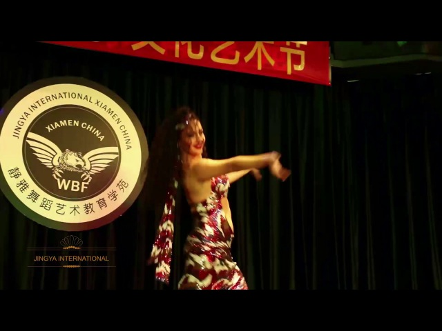 DARIYA in Jingya international bellydance festival China