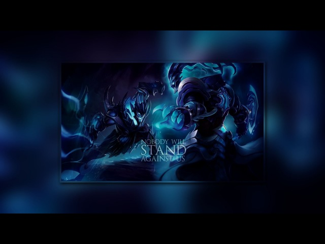 [LOL] SK2KL DUO WEST   Thresh and Draven 2