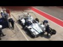 Gibson 015S pitstop with Greaves Motorsport Kairos