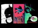 Creating Scott Snyder Greg Capullo's Batman