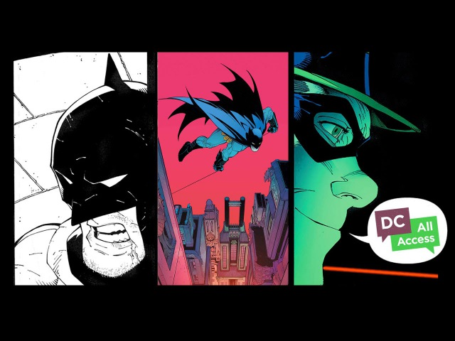 Creating Scott Snyder Greg Capullo's Batman
