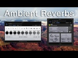Recording Ambient Guitar - Demo of My Favorite Reverb Plugins! (AudioDamage, Valhalla, Logic Pro X)
