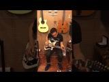 Евгений Хавтан деревянный слайд от Гармония звука