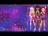 LoliRock - Never Give Up [SoundTrack]