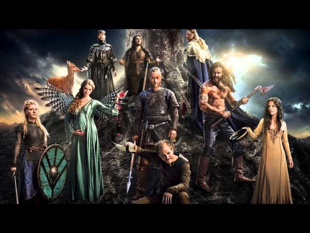 Vikings Soundtrack - Jarl Borg Attacks Kattegat