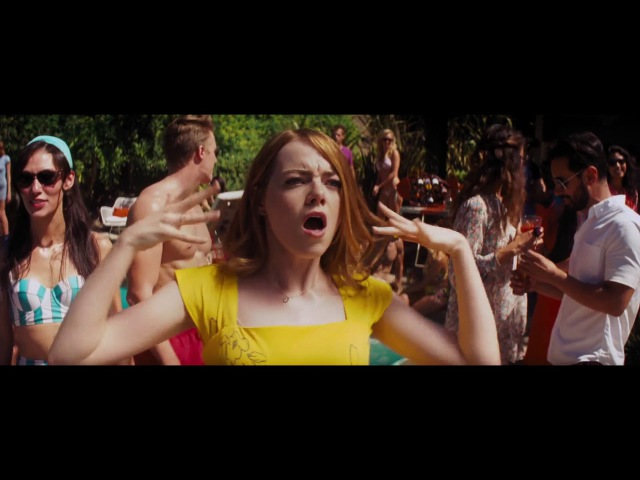 La La Land - Take on me I ran Tainted love scene - 1080p