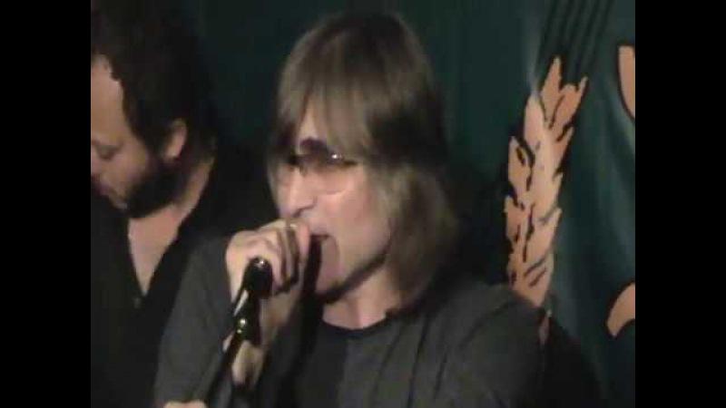 Бекхан Барахоев - концерт в клубе Doolin House, Москва, 2010