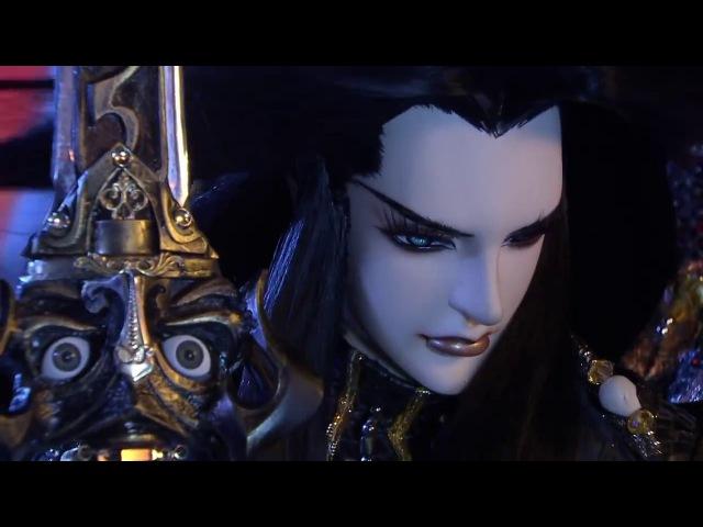 Thunderbolt Fantasy. Tan Hi vs Betsu Ten Gai [1080P 60FPS]
