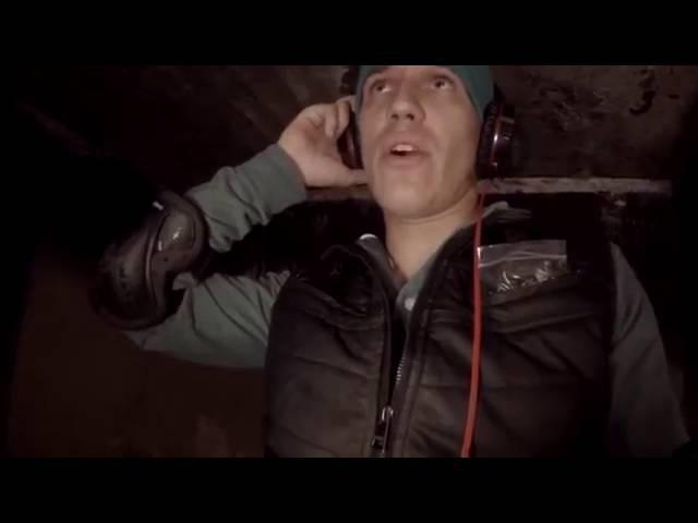 Город призрак Адуляр видео с призраком GhostBuster Охотник за привидениями