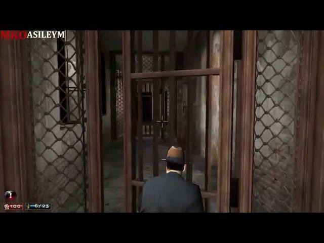 Прохождение игры Mafia Миссия 17 Перевыборы