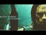 Bucky Barnes 10 words