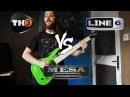 Overloud TH3 VS Line 6 Pod Hd VS Mesa Boogie Dual Rectifier