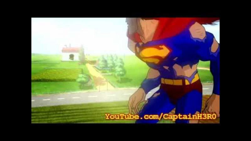 SUPERMAN vs. DARKSEID in Smallville (FULL FIGHT!)