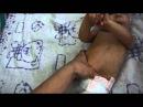 Как помочь ребёнку покакать без клизмы и трубочки