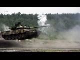 Flying Russian Tank T90