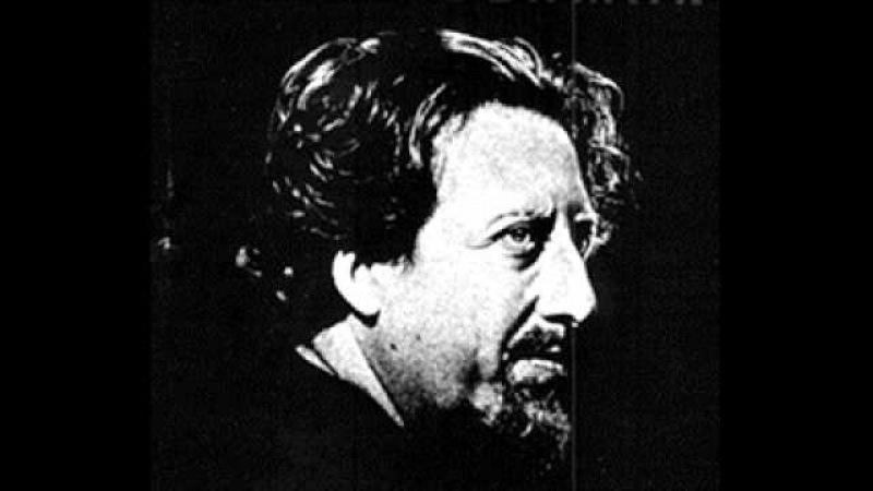 LAZAR BERMAN plays SCHUBERT Piano Sonata D 960 COMPLETE (1978)