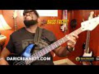 Daric Bennett's Bass Lessons - Shuffle Groove
