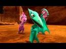 Поезд динозавров   песенка Шайни