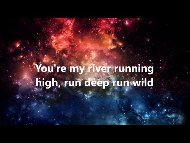 Lykke Li - I Follow Rivers (The Magician remix) LYRICS ON SCREEN