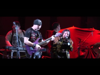 REportage - Enter Sadman (Cover Metallica) 11.11.15 Ray Just Arena Moscow
