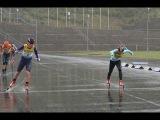 1617 Оберхов. Наталья Матвеева - чемпионка Германии в спринте.