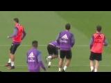 El Cristiano Ronaldo más duro: plantillazo al tobillo de Lucas Vazquez