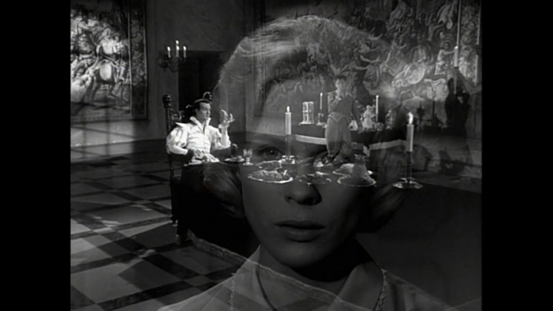 Ингмар Бергман - Дьявольское око \ Ingmar Bergman - Djävulens öga (Швеция,1960)